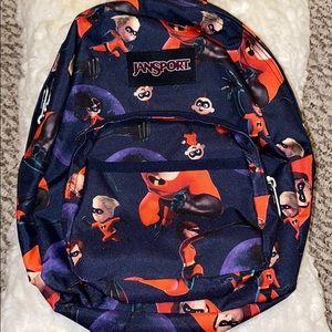 Jansport Mini Disney Incredibles backpack